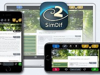 SimDif Creador de Páginas Web en iOS